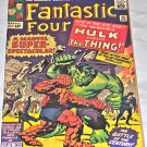 Fantastic Four #25 1964 (1961 Series) GD/ VG Condition