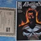 The Punisher #1 [Dynamic Forces Exclusive Cover] 1998 1rst Print NM Condition w/ COA