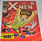 X-Men #28 1967 (1963 Series) VG/ VG+ Condition 1rst Banshee