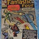 Fantastic Four #20 1963 (1961 Series) Good Condition Intro/ Origins Molecule Man
