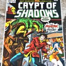 Crypt of Shadows #2 1973 in VG/ VG+ Condition