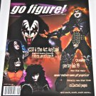 GO FIGURE #9 1998 MAGAZINE KISS Gene Simmons STAR WARS