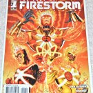 Fury of the Firestorms: The Nuclear Men #1 2011 1rst Print in NM Condition