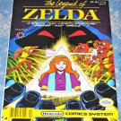 Legend of Zelda #3 1991 Limited Series in NM Condition