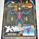 "Toy Biz / Marvel X-Men ""ARCHANGEL"" Missile Firing Action Figure 2004"