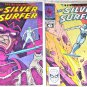 Silver Surfer 1988 Two-Issue Limited Series #'s 1, 2