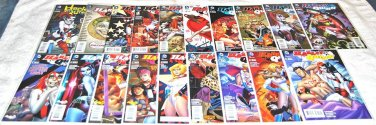 Harley Quinn Nineteen issue Lot 2013 Series