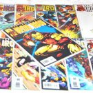 Iron Man Volume 3 1998 Series Twenty-One Issue Lot