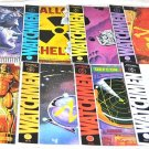 Watchmen 1986 Image Comics Limited Series Lot