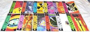 Watchmen 1986 Image Comics Limited Series Lot