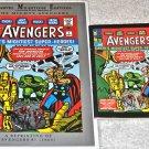 Marvel Milestone Edition: The Avengers #1 #[nn] 1993 One-Shot