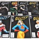 Justice Society of America 2007 Series Nine-Issue Lot