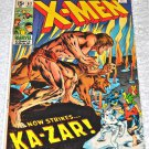 X-Men #62 1969 (1963 Series)