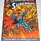 Superman #1 What Price Tomorrow? 2012 Hardcover Collected Edition