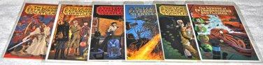 League of Extraordinary Gentlemen Volume 2 2002 Limited Series Lot