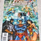Justice League of America #0 [J. Scott Campbell Variant Cover] 2006 Series