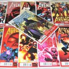 Uncanny Avengers 2012 Series Eleven-Issue Lot
