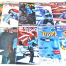 Mystique 2003 Series Fourteen-Issue Lot