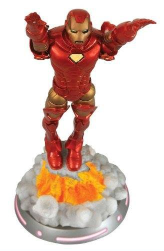 Diamond Select Toys Marvel Select: Iron Man Brand New In Box