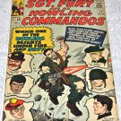 Sgt. Fury and his Howling Commandos #12 1965 (1963 Series)