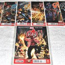Avengers 2013 Series Seven-Issue Lot