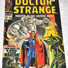 Doctor Strange #169 1968