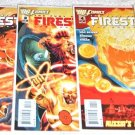 Fury of the Firestorms: The Nuclear Men 2011 Series Five-Issue Lot