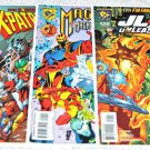 Amalgram Comics Five Issue Lot 1996-1997