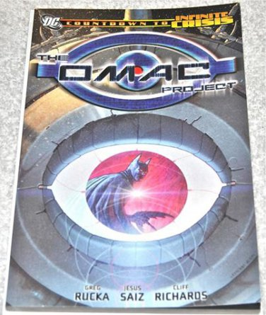 The OMAC Project #[nn] 2005 TPB (Countdown to Infinite Crisis)