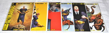 Before Watchmen: Ozymandias Six-Issue Lot 2012