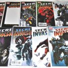 Secret Invasion 2008 Limited Nine-Issue Series