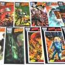 Mars Attacks IDW 2012 Limited Series Fourteen-Issue Lot