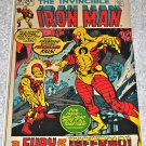 Iron Man #48 1972 (1968 Series)