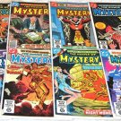 "House of Mystery 1951 Series Eight-Issue Lot ""I...Vampire!"""