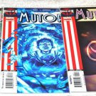 Mutopia X 2005 Five-Issue Limited Series Lot