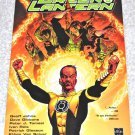 Green Lantern: The Sinestro Corp War #1 2009 GN/ TPB 1rst Printing/ 1rst Edition