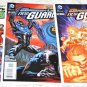 Green Lantern: New Guardians 2011 Series Five-Issue Lot
