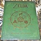 The Legend of Zelda: Hyrule Historia by Shigeru Miyamoto, Eij, Hardcover 2013