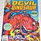 Devil Dinosaur #1 1978 Intro and Origins of Devil Dinosaur