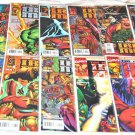 Iron Man 1996 Limited Series Fourteen-Issue Lot