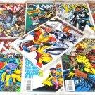 Uncanny X-Men 1981 Series Eleven-Issue Lot
