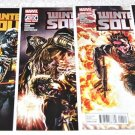Winter Soldier 2011 Series Five-Issue Lot