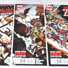 Marvel Zombies Destroy 2012 Five-Issue Limited Series