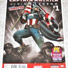 Captain America: Living Legend #1 2013 Limited Series