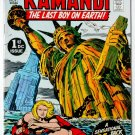 Kamandi, The Last Boy on Earth #1 1972