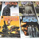 "The Walking Dead One-Shot Eight Issue Lot First appearance of Negan & ""Lucille"""