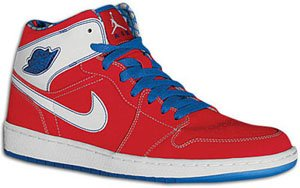 Air Jordan 1 Sport Red/White-Varsity Red