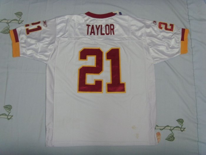 Sean Taylor Authentic Redskins Away Jersey