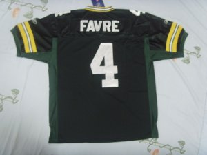 Brett Favre Authentic Packers Home Jersey