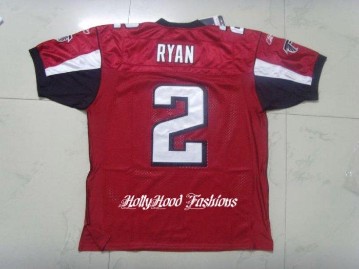 Matt Ryan Authentic Falcons Home Jersey